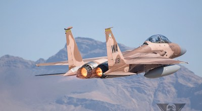 Burner Saturday: 65th AGRS F-15