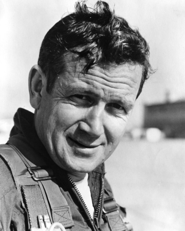 U.S. Marine Corps Lt. Col. Harry Sexton was the commanding officer of the Marines' Cobra gunships that supported the four-day Operation Tailwind deep in Laos in September 1970. The Cobras were assigned to HML-367, radio call sign Scarface, which flew in support of top secret SOG missions during most of the eight-year secret war.