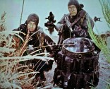 Green Beret Combat Divers Imitate Russian Spetsnaz