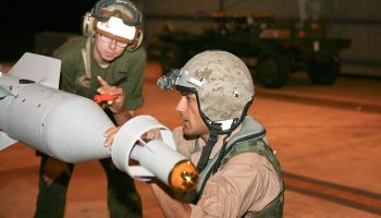 USMC F/A-18 Crash (Update)