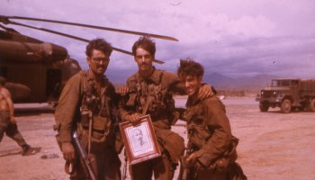 Operation Tailwind (Pt. 6): Attempting to Escape From Laos, Second Chopper Crashes