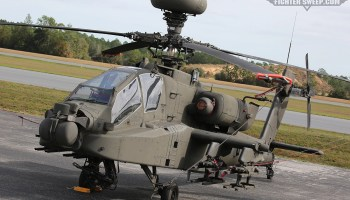 UPDATE: AH-64D Apache Crash