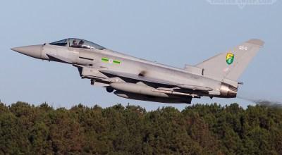 RAF Intercept Three Russian Aircraft in Baltic
