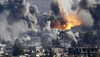 Why Carpet Bombing ISIS Won't Work