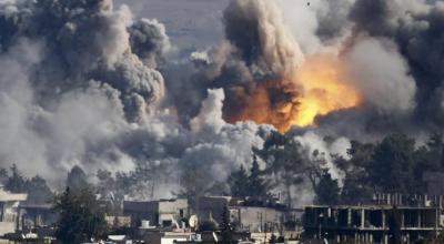 Why Carpet Bombing ISIS Won't Work