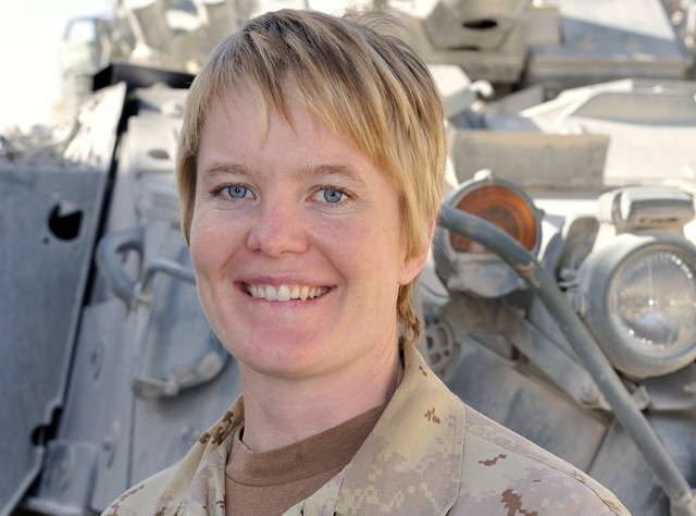 A Canadian's View on Women in Combat