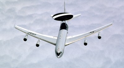 AWACS gets its first 3D-Printed Part!
