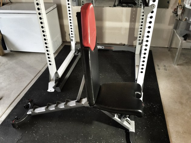 BowFlex SelectTech 5.1 Utility Bench