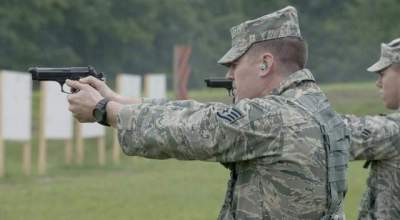 Air Force to Allow Personal Weapons On or Off Duty