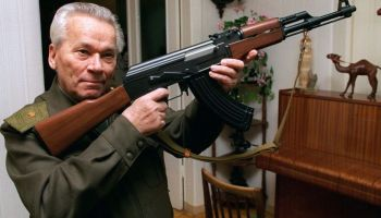 Russia's AK-47 to be produced in Florida