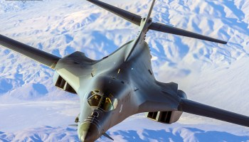 US Air Force Grounds Entire Fleet of B-1 Lancer Bombers Due to Safety Concerns with Ejection Seat Components