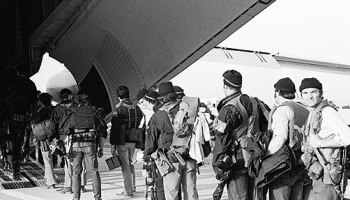 SOF History: Tragedy of Desert One Creates the Four Tribes of U.S. Special Operations Command