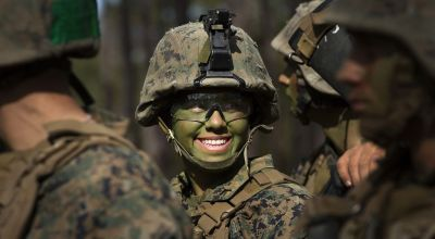 Marine Special Operations Get First Female Applicants