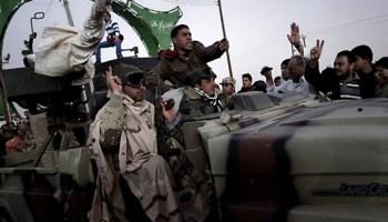 Libyan Militia Threatens To Detain U.S. Special Operators