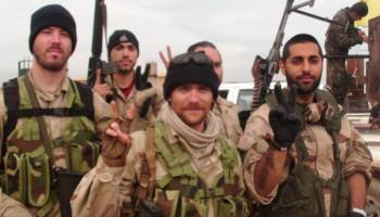 Interview With Former American Infantryman and Peshmerga Volunteer Battling ISIS