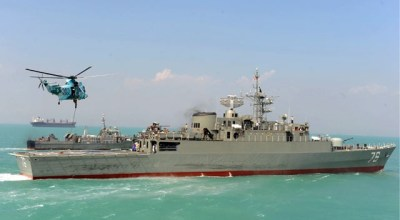 Iran attempts to flex muscles in new US ship encounter