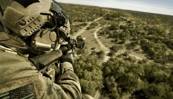 Watch Marine Raider advanced sniper training