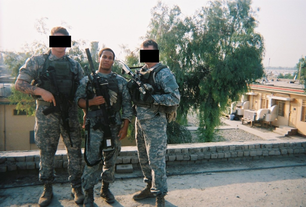 """SOFREP Q&A With """"The Reaper,"""" Ranger Sniper Nick Irving"""