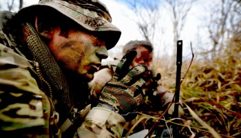 Green Beret high-risk survival, escape, resist, evade: Surviving as prisoner of war