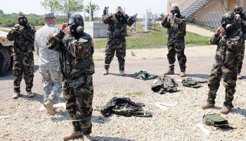 Could the JSLIST chemical suit be replaced soon?