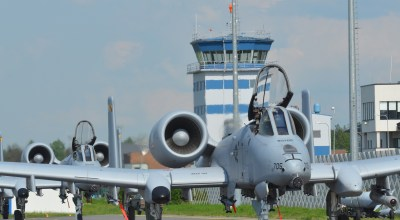 Maryland ANG A-10s To Deploy In Daesh Fight!