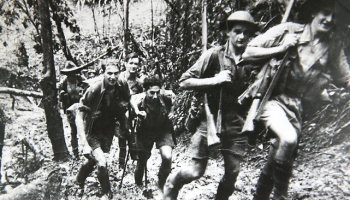 Rare video footage of Australian WW2 Commandos