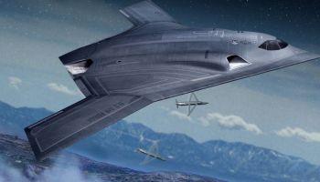 GAO: Northrop-Grumman LRS-B Contract Award Upheld