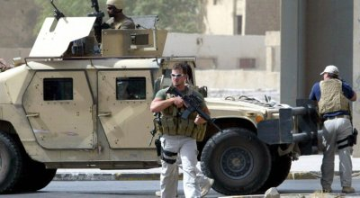 Military contractor business booming in Iraq once again