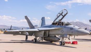 Oxygen System Problems Plaguing Navy, Marine Hornets