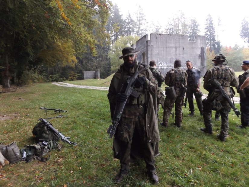 SOFREP exclusive: Back on the ground with the Swiss militia