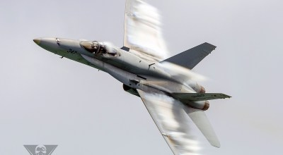USAF Helps Legacy Hornet Stay Airworthy