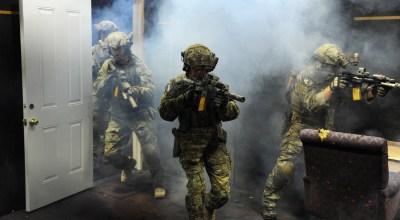 FBI's Hostage Rescue Team releases behind-the-scenes look