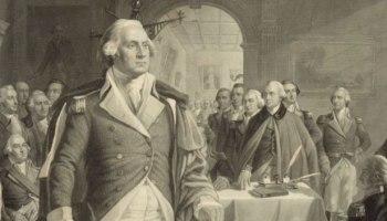 George Washington's ruthless, secret spy history
