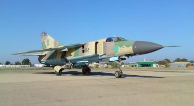 Did Daesh Really Shoot Down A Libyan MiG-23?