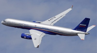 Russians To Fly New Surveillance Jet Over the U.S.?