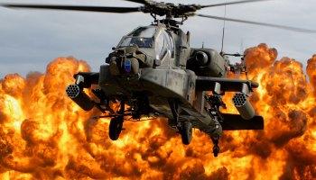 World's Highest-Time Apache Pilot Retires