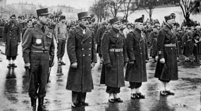 Military uniforms have been influencing civilian attire throughout history