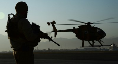 Civilian casualties on the rise as Afghan Air Force grows