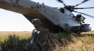 MAGTF Supports Exercise Eager Response 16