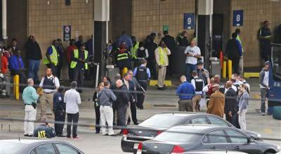 Trooper, Gunman Dead in Shooting at Greyhound Station in Richmond, Virginia