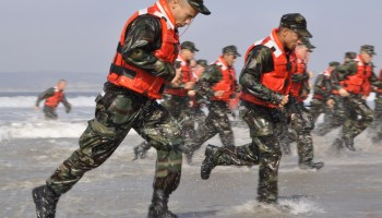 SEAL instructor: Want to succeed? Choose your swim buddies wisely