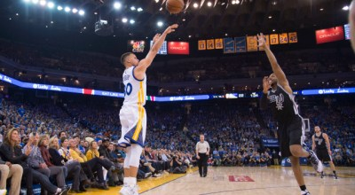 Why NBA Star Stephen Curry would make a great Navy SEAL sniper