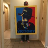 """""""Victory"""" completed"""