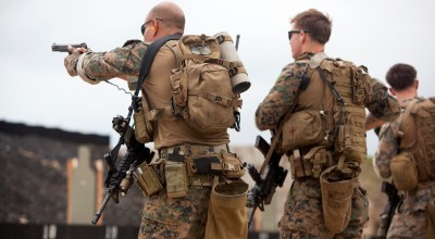 Marine Expeditionary Unit: Force Recon