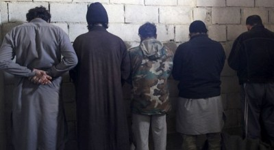 U.S. military won't hold ISIS detainees more than 30 days, policy not 'nailed down'