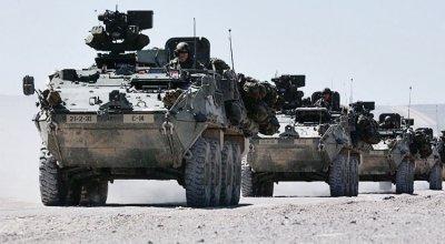 Stryker upgrades in line for Army fleet