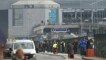 Terror attacks rock Belgium