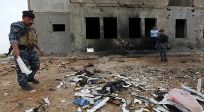ISIS attacks Iraqi base housing U.S. military personnel