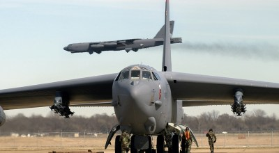 U.S. Air Force Deploys B-52 Bombers in the Campaign Against ISIS