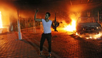 CIA Operative Tells His Side Of 2012 Benghazi Terrorist Attack